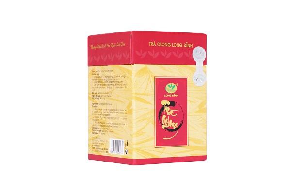 hộp trà 100g