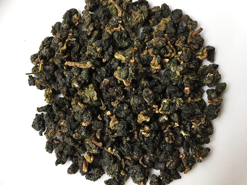 hình dáng viên trà Kim Tuyên