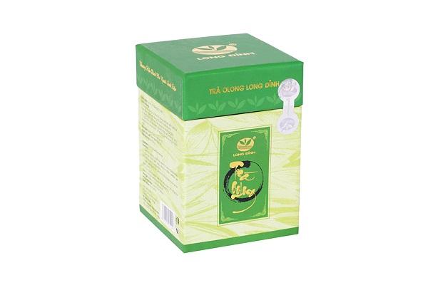 hộp nhỏ 150g trà 5 Hoa Mai