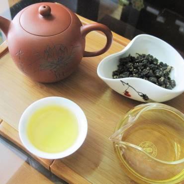 6 bước đơn giản để có ấm trà Ô Long ngon