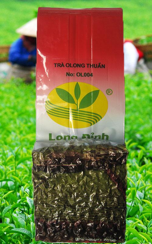 gói trà Ô Long thuần