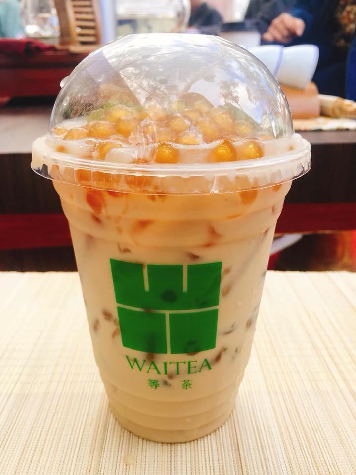 Hồng Trà Sữa WAITEA