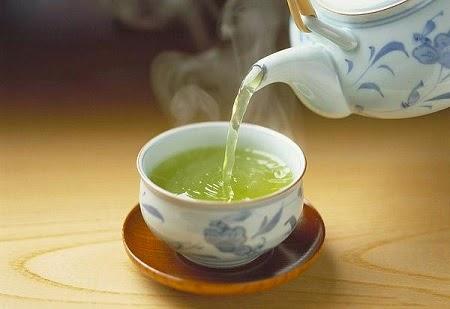 trà cho bà bầu