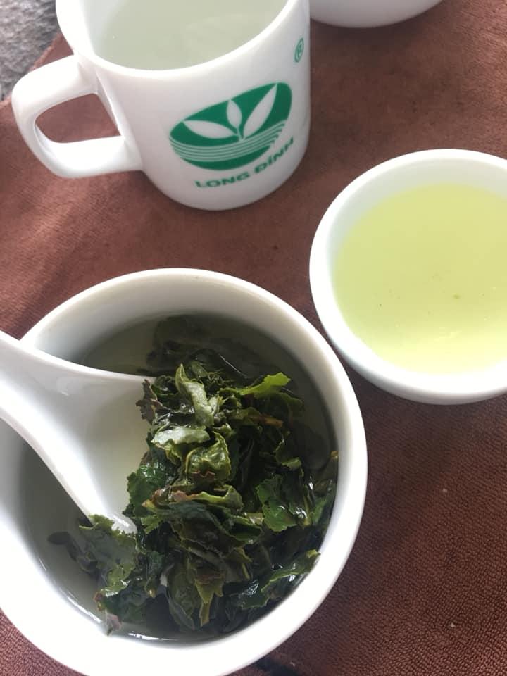 pha trà Tie Guan Yin