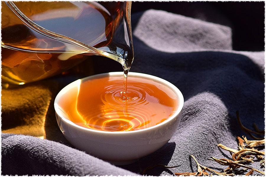 sự tạo nên hậu trà ngọt