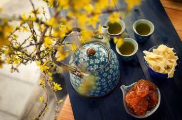 Mẫu hộp trà biếu tết 2019