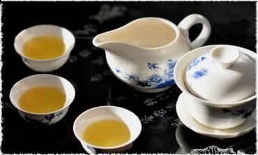 Bộ đồ trà tương ứng cho mỗi loại trà