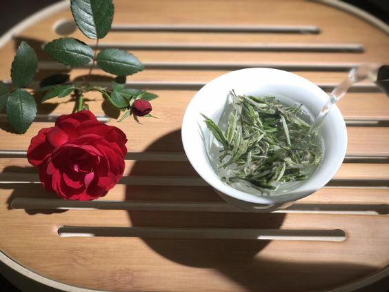 Bộ đồ trà dành cho trà trắng