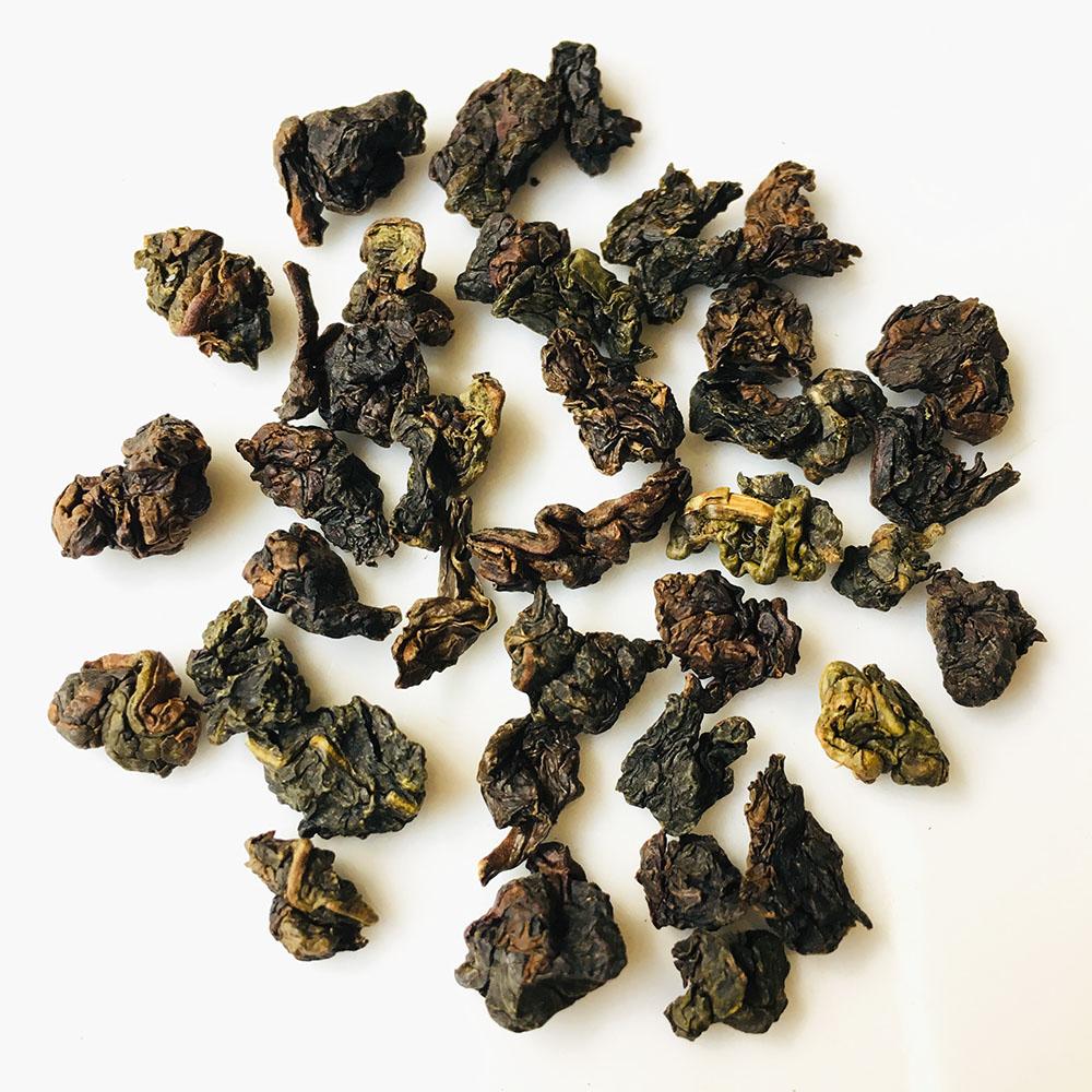 viên trà Đại Hồng Bào