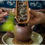 lượng trà