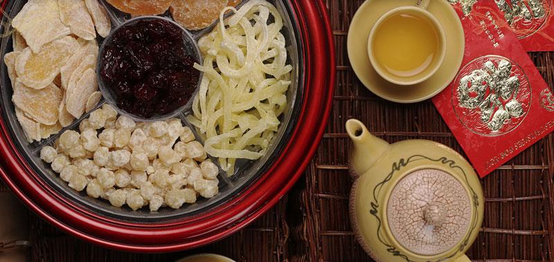 Nghi lễ dâng trà Tết