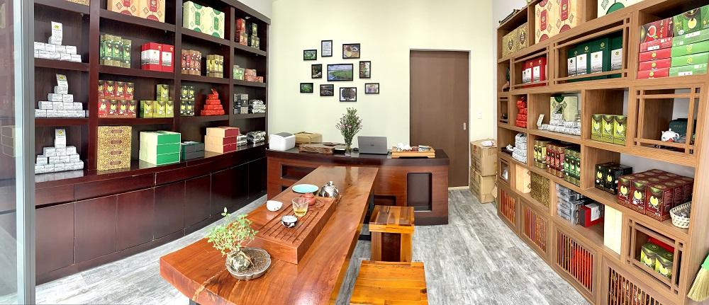địa chỉ mua trà ngon ở HCM