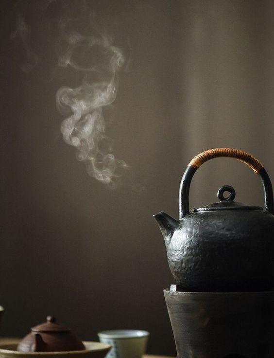 thực hành thiền trà