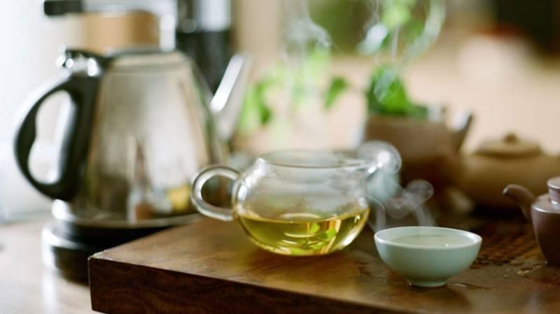 Húp trà